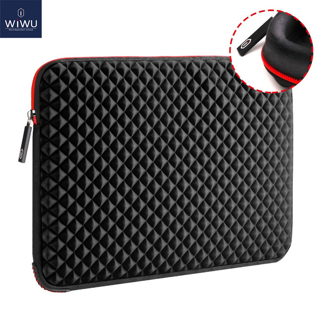 finest selection 6ef00 0edad US $14.43 24% OFF|WIWU 15.6 inch Laptop Bag Case for Macbook Air 13  Waterproof Laptop Sleeve for Macbook Pro 13 Case Computer Notebook Bag  17.3-in ...