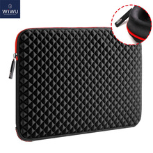 Wholesale Neoprene Sleeve For Macbook 13 Case Bag Three Colors Air Tablet Computer Laptop Free Shipping