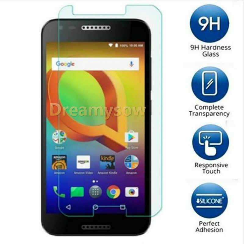 9H Tempered Glass For Alcatel 3 3L 2019 A30 U5 C5 C7 Screen Protector Cover for Alcatel Idol 3 4 5S Pop3 1X 3X 3C Phone Case