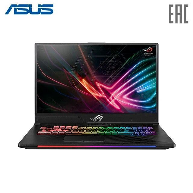 "Ноутбук ASUS ROG GL704GM Intel i7 8750H/8Gb/1Tb + PCIE NVME 256G M.2 SSD/No ODD/17.3"" FHD IPS Anti glare/NVIDIA GeForce GTX 1060 6Gb GDDR5/Camera/Wi-Fi/Windows 10 Black (90NR00N1-M01350)"