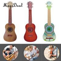 22inch Rhythm 4 String Beginners Ukulele Hawaii Accostic Guitar Musical Instruments Kids Educational Toy Music & Art Fun