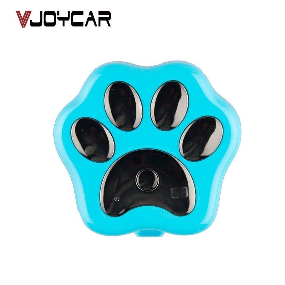 New 4G 3G Pet Cat Dog GPS Tracker Mini Personal Locator Waterproof Anti Lost Flashing Light