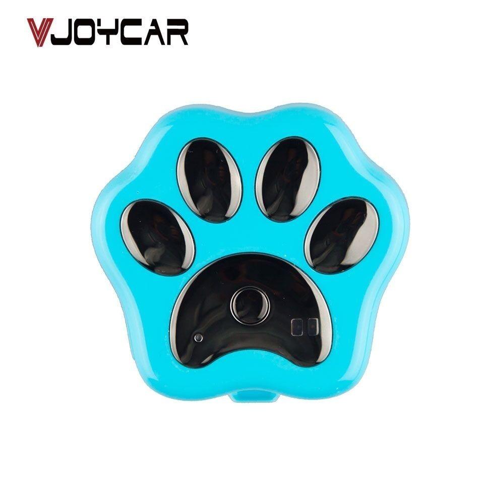 New 4G 3G Pet Cat Dog GPS Tracker Mini Personal Locator Waterproof Anti Lost Flashing Light Geo Fence FREE Tracking System APP
