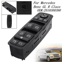 Car Left Driver Side Window Master Control Switch For MERCEDES for Benz GL R Class GL350 GL450 GL550 2005 2012 #2518300390