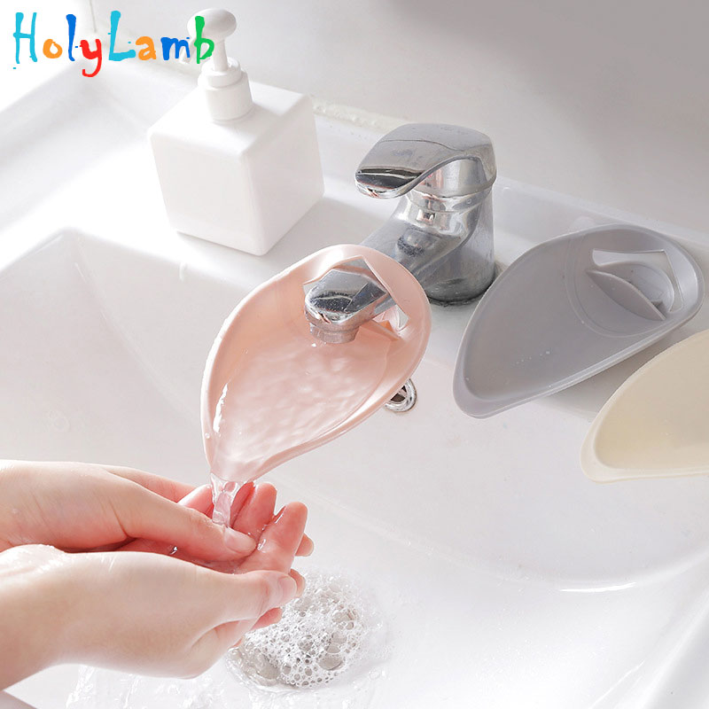 Faucet Extension Children's Guide Sink Hand Sanitizer Handwashing Tools Extension Of The Water Trough Bathroom