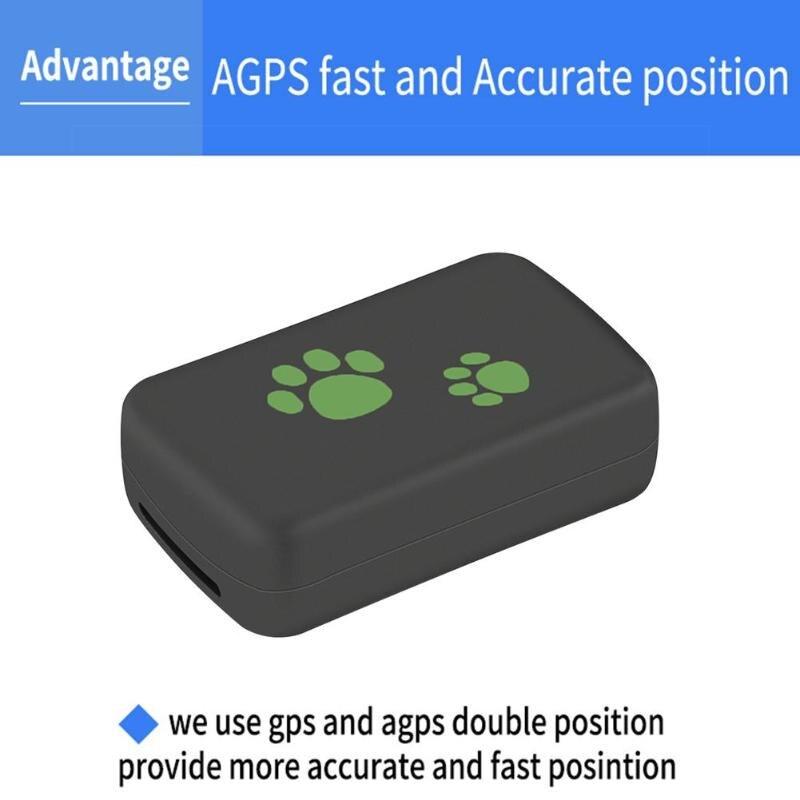 TK203 3G GPS Tracker chien chat animal de compagnie GPS WCDM localisateur en temps réel dispositif de suivi alarme de mouvement Portable étanche à la poussière Tracker - 3
