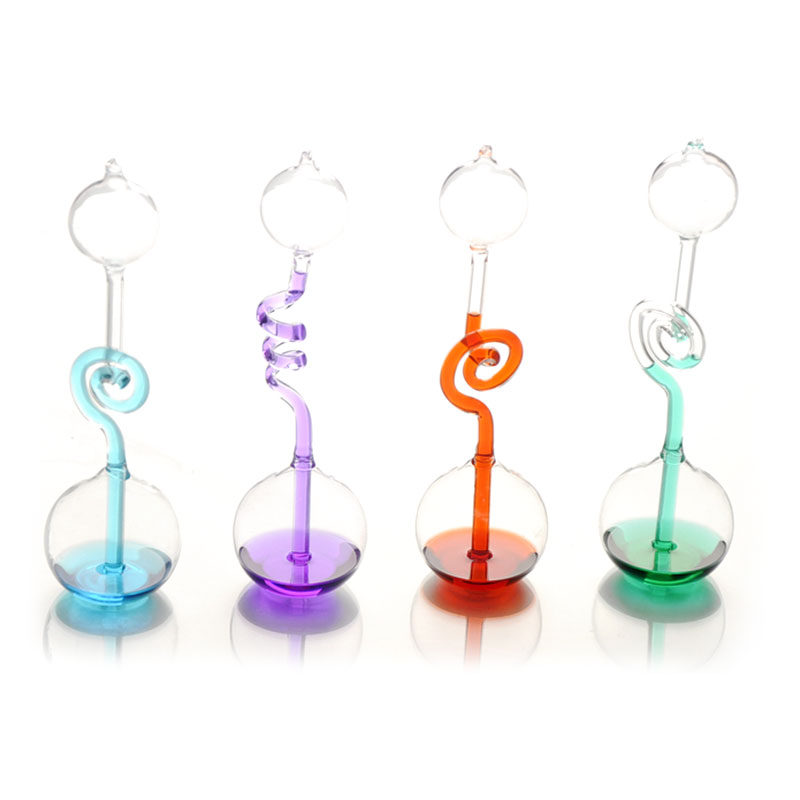 Love Thermometer Toy Meter Boiler Spiral Glass Science Prank Fun Funny