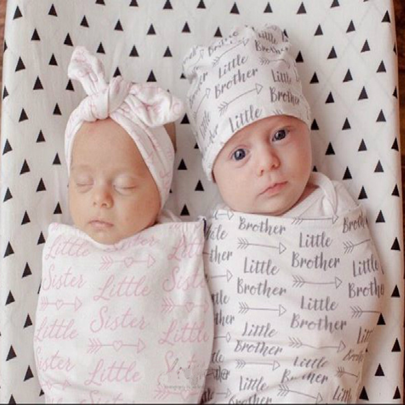 Newborn Photography Props Accessories Baby Photography Clothing Baby Photo Props Sleeping Bag+Baby Hat Set Infant Fotografia