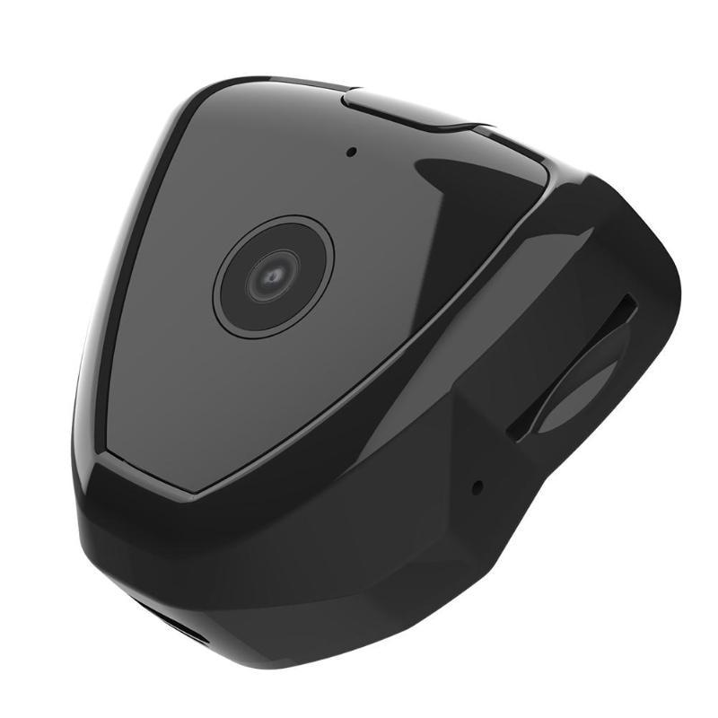 S6 Mini caméra IP WiFi capteur de mouvement 720 P Vision nocturne Clip magnétique Cam
