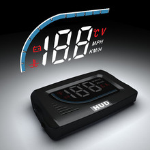 3 Inch Car Electronics Hud Projector Obd2 Display Projector