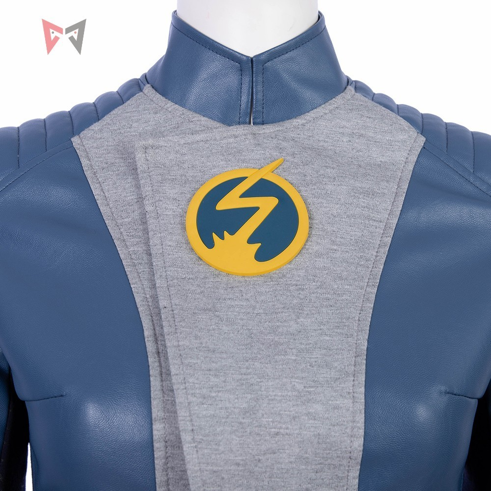 The Flash Season 5 Nora Cosplay costume Iris West daughter