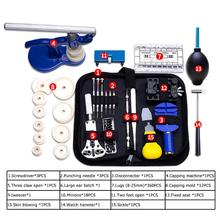 цена 406pcs/set High Quality Watch Tools Watch Case Opener Link Pin Remover Repair Tools Kit Watchmaker Tools онлайн в 2017 году