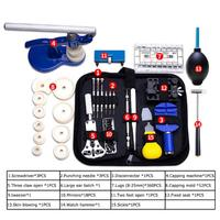 406pcs/set High Quality Watch Tools Watch Case Opener Link Pin Remover Repair Tools Kit Watchmaker Tools