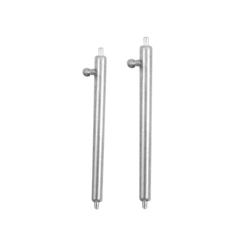 ALLOYSEED Ear-Rod Smartwatch Watch-Accessories Replacement Stainless-Steel 1pc Connecting-Shaft