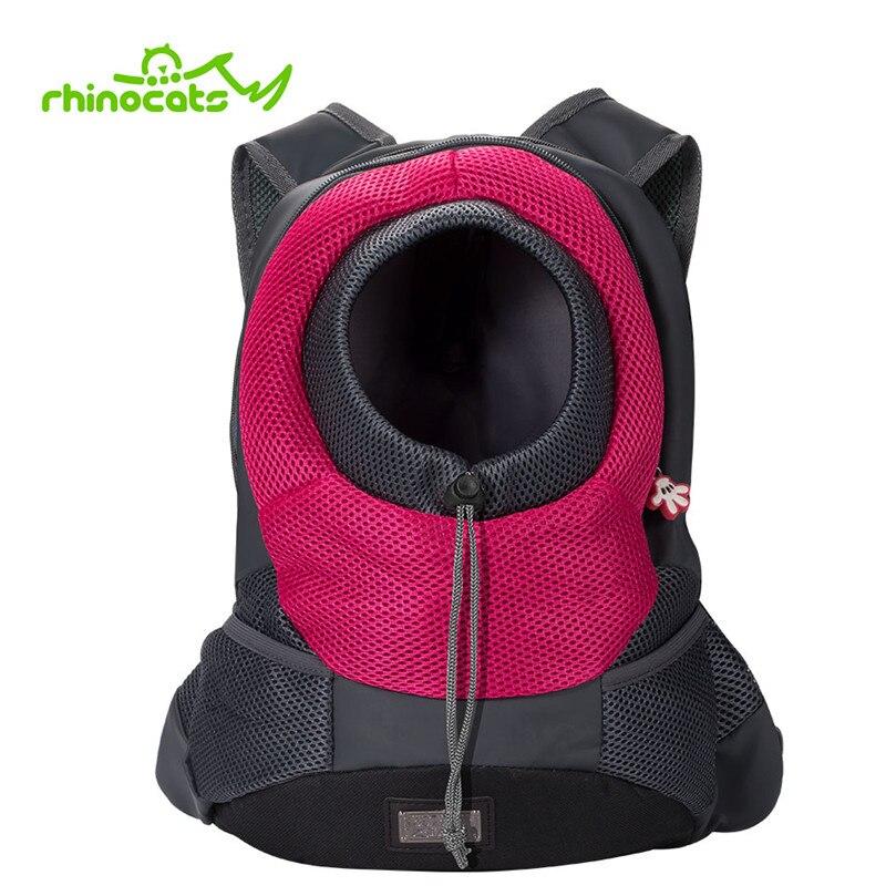 Animais de estimação mochila transportadora para gato saco de cão frente pacote transporte transporte ao ar livre para gatinho filhotes pequenos gatos cães animais