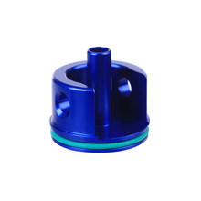 New Arrival 1 Pcs Water Gel Blaster Beads Parts Metal Air Cylinder Head For XWE G36 Gen.2 Gearbox Modification Upgrade - Blue(China)