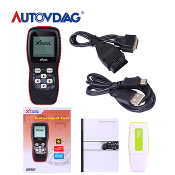 OBD2 XTOOL VAG401 OBDII v401 Scanner ABS SRS Engine Code Reader Diagnostic Tool For AUDI For VW For SEAT For SKODA
