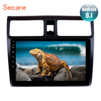 Seicane GPS Multimedia Player For 2005 2006 2007 2008 2009 2010 Suzuki Swift Android 8.1 10.1 Car Radio Head Unit Stereo