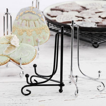 1 set of mini cookie stand metal dessert bar cookies kitchen utensil holder