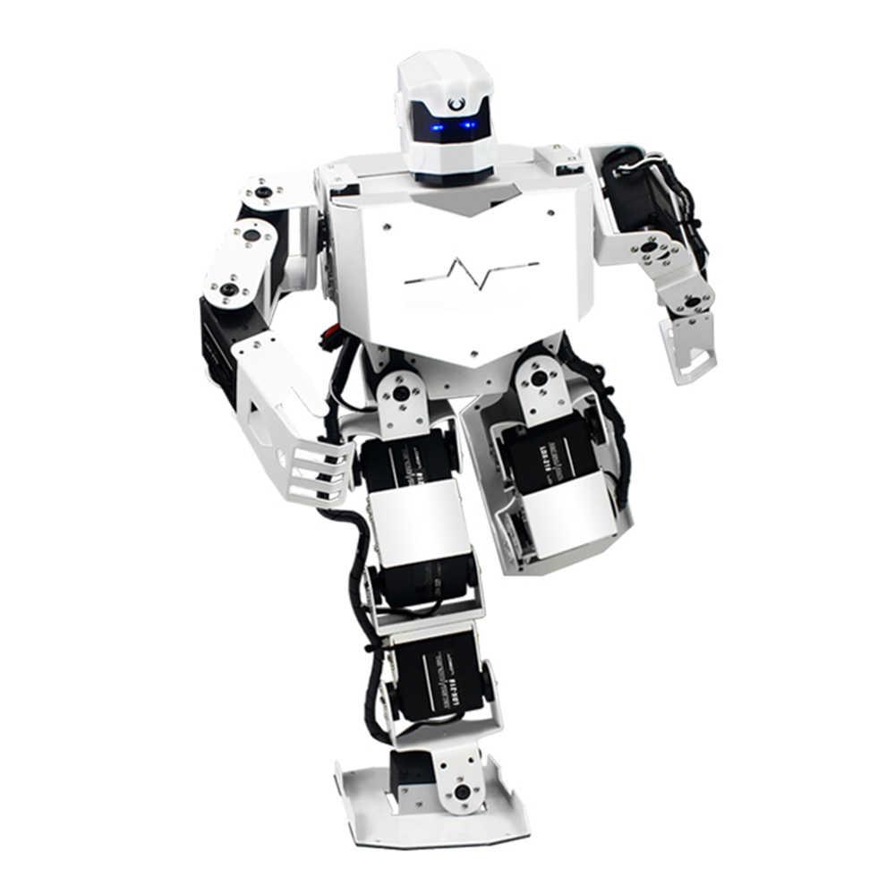 Nueva llegada LOBOT Robot-alma H3S programable RC Robot aplicación Stick Control Kit educativo Robot de baile juguete para niños regalo