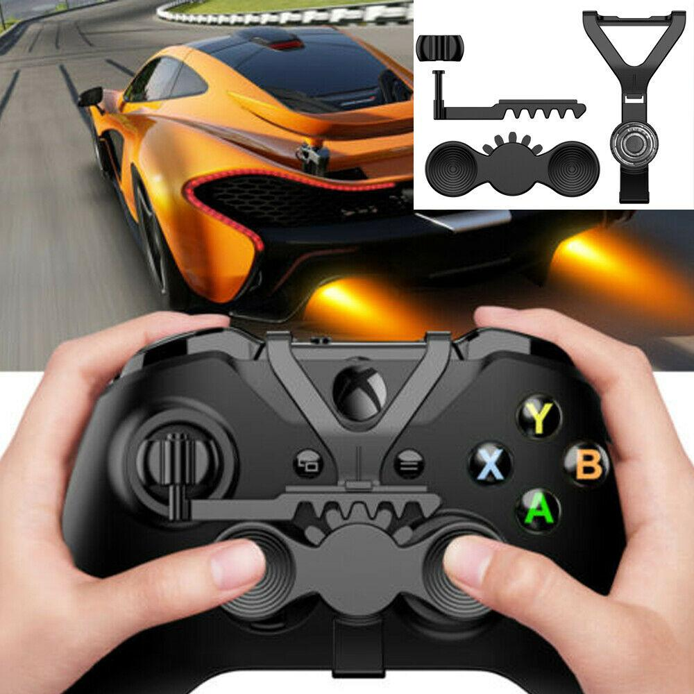 LeadingStar Mini Steering Wheel Xbox One S/X Controller Add on Replacement Gamepad Accessories-in Replacement Parts & Accessories from Consumer Electronics
