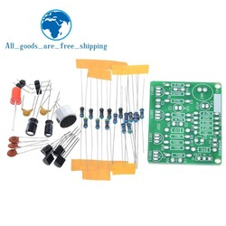 TZT Electronic Acoustic Clap Control Switch DIY Kit Sound Sensor Electronic Circuit DIY Suit Integrated PCB Module