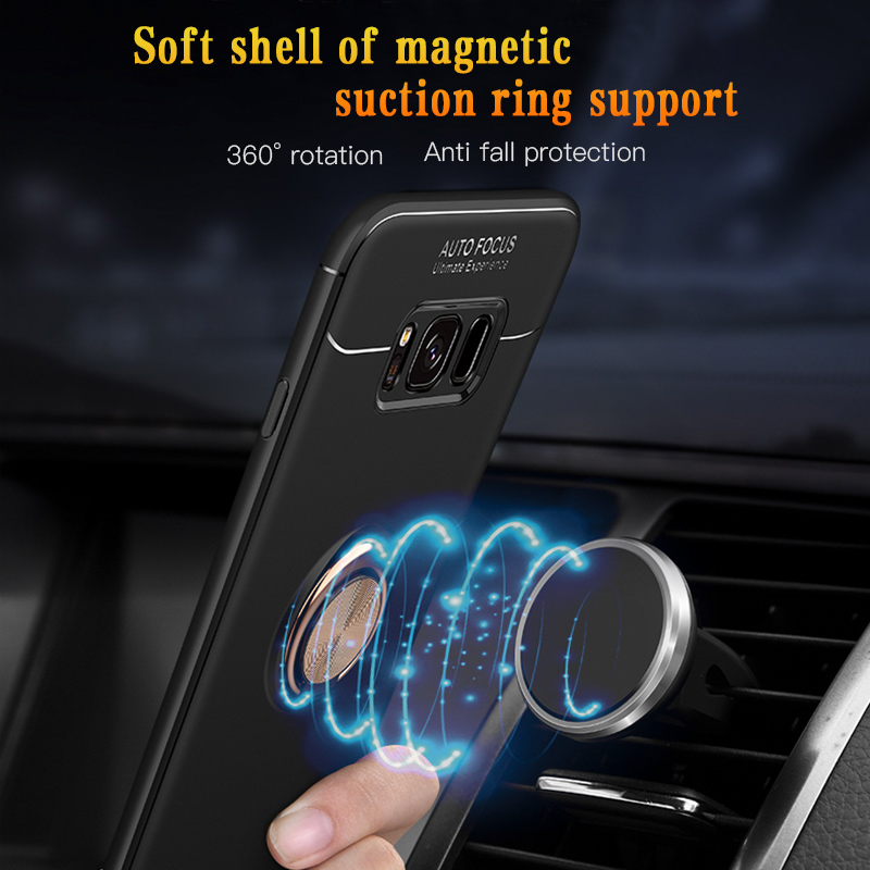Cheap and beautiful product full magnetic car holder case for