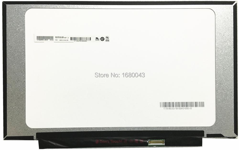 B140XTN07.3 fit B140XTN07.2 1366X768 No screw holes EDP 30 pin LCD SCREEN PANELB140XTN07.3 fit B140XTN07.2 1366X768 No screw holes EDP 30 pin LCD SCREEN PANEL