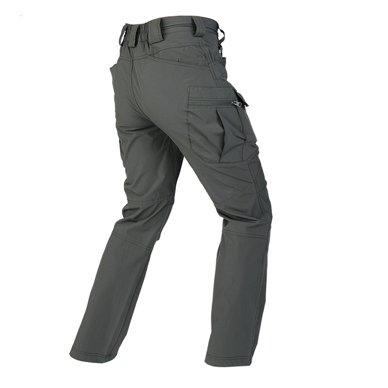 Outdoor Tactical Quick Dry Pants Spring Summer Mens Hiking Combat Training Thin Breathable Fast Dry Military Commuter TrousersOutdoor Tactical Quick Dry Pants Spring Summer Mens Hiking Combat Training Thin Breathable Fast Dry Military Commuter Trousers