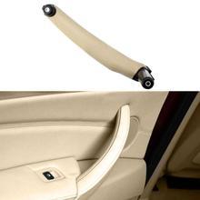 Влево/Вправо салона дверные ручки внутренние двери Панель ручки тянуть Накладка для BMW E70 X5 SAV E71/E72 X6 SAV