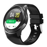 Dm368 плюс Смарт часы Bluetooth Smartwatch 4G Mt6739 Android 5,1 4 ядра наручные часы с частота сердечных сокращений GPS, Wi Fi