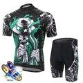 Мужская одежда для триатлона, комплект из джерси и шорт-комбинезона 2019, костюм для командного велосипеда, одежда для велоспорта, Ropa Ciclismo MTB, о...