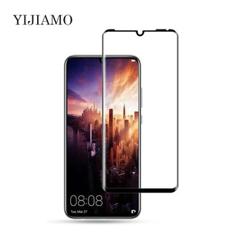 3D Curved Edge Protective Film For Huawei P30 Pro Tempered Glass For Huawei P30 Lite Screen Protector Full Cover 9H Glass On P30 image