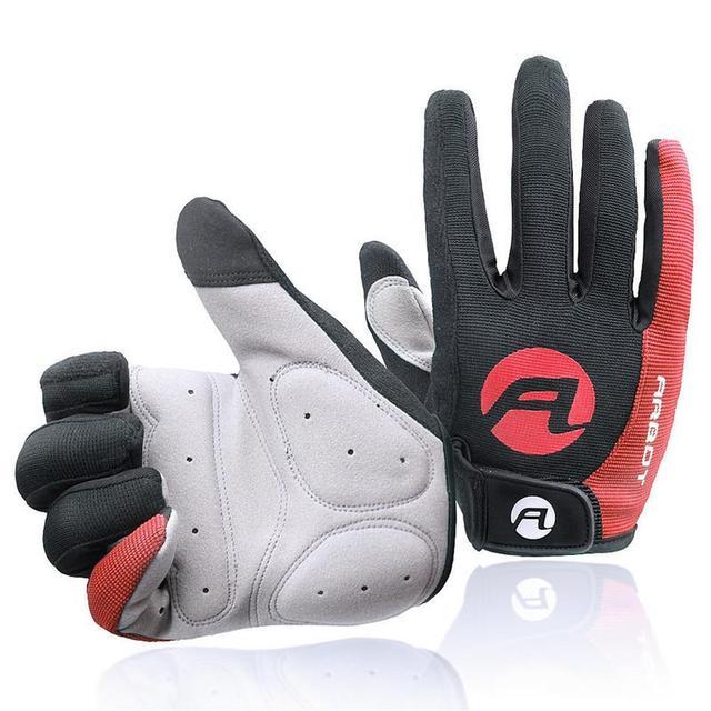 Anti-slip Full Finger Gloves For Hiking 4