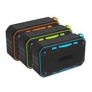 Image 1 - Outdoor Speaker Waterproof New Pattern Outdoors Portable Bluetooth Wireless Loudspeaker Box Plug in Card Audio