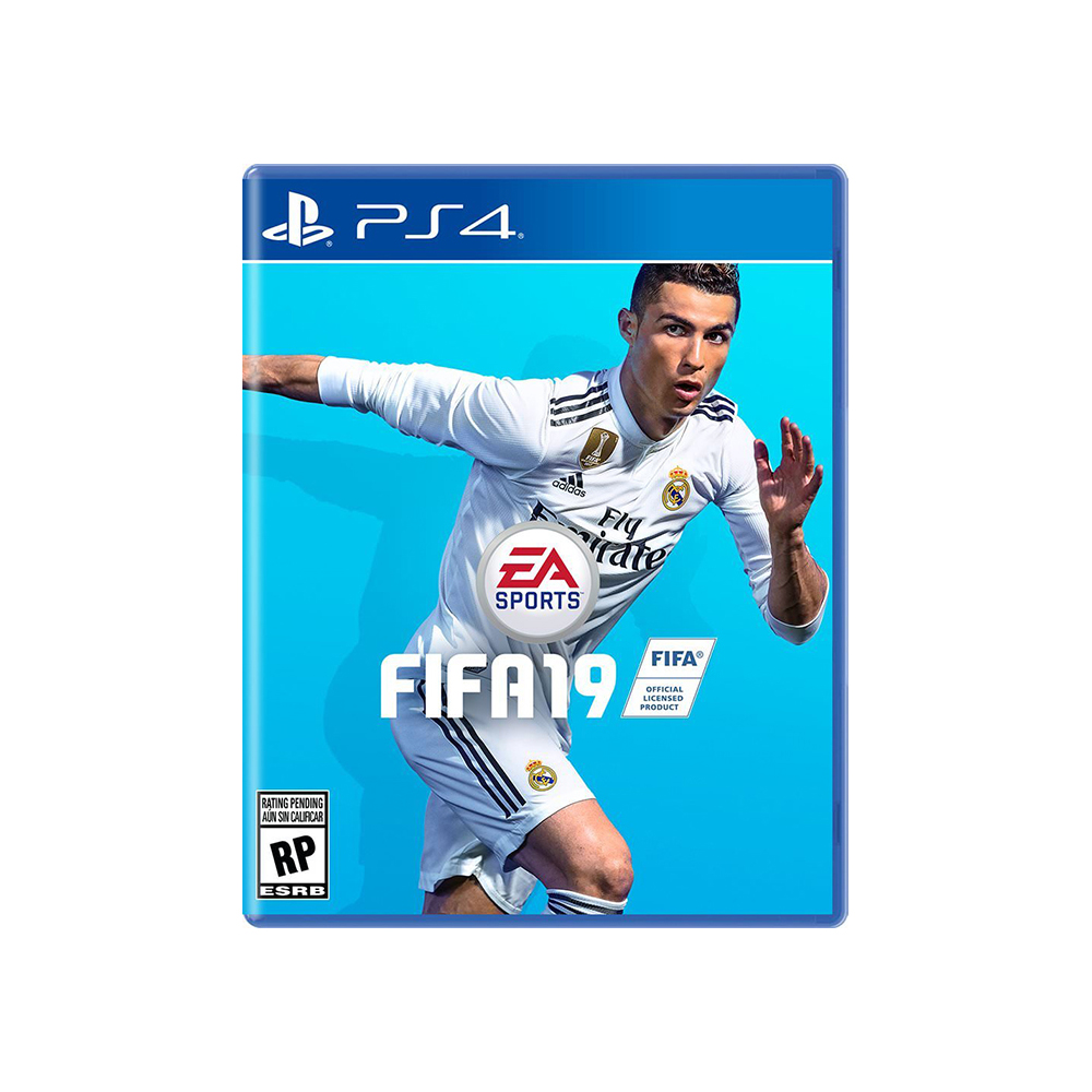 Game Deals play station FIFA 19 PS4 цены онлайн