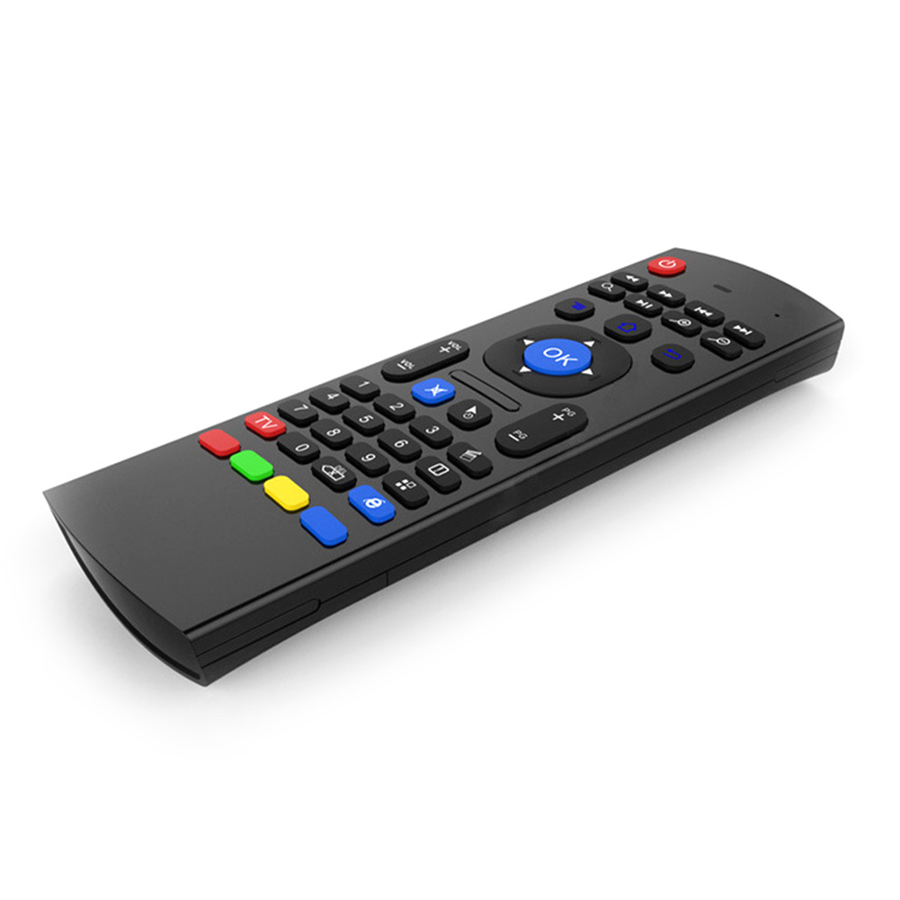 Image 4 - 2019 New Arrival MX3 Wireless Air Mouse Keyboard Controller for Smart TV Projector PC Laptop-in Keyboard Mouse Combos from Computer & Office