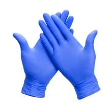 20 шт./лот, одноразовые перчатки, латексные перчатки для уборки еды, универсальные бытовые садовые перчатки для уборки, резиновые перчатки для уборки дома