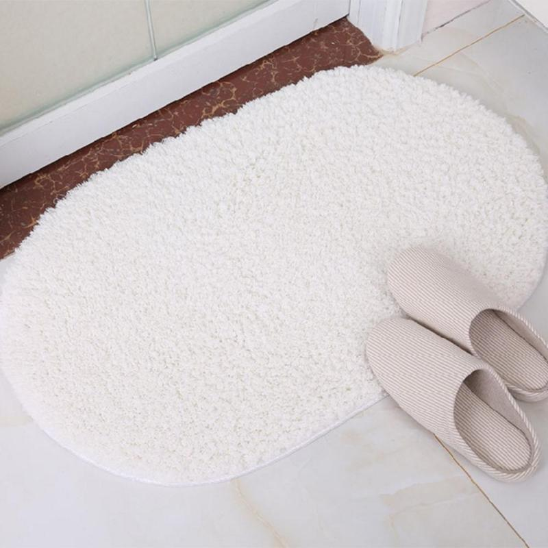 Anti Slip Bath Mats 50x80cm Soft Memory Style Tatami Rugs