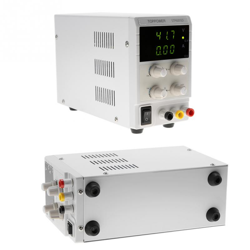 0-60V//0-5A STP6005D 3 LED Switching DC Regulated Power Supply High Precision DC Power Supply 300W US