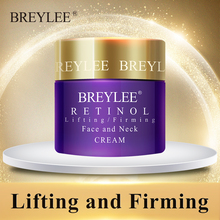BREYLEE Retinol Firming Face Cream Lifting Neck Anti-aging Remove Wrinkles Night Day Moisturizing Facial Serum Skin Care