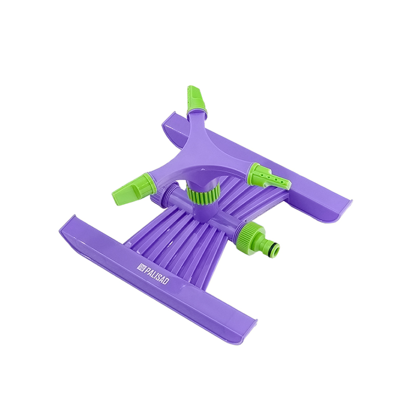 Garden Sprinklers PALISAD 65409 ABS plastic, fitting D 3/4, with stand, irrigation area up to 180 square meters m sexy v neck 3 4 sleeve loose fitting spliced women s cover up