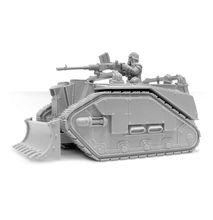 Korps śmierci ciągnika artyleryjskiego kriega centaura