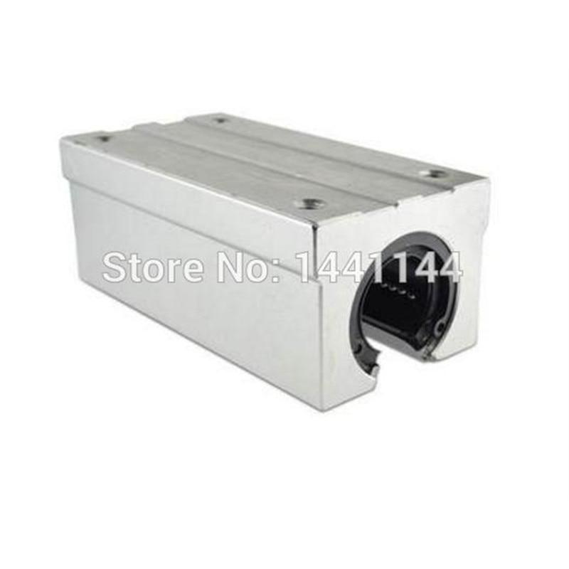 12pcs SBR20LUU 20mm Linear Ball Bearing Block CNC Router
