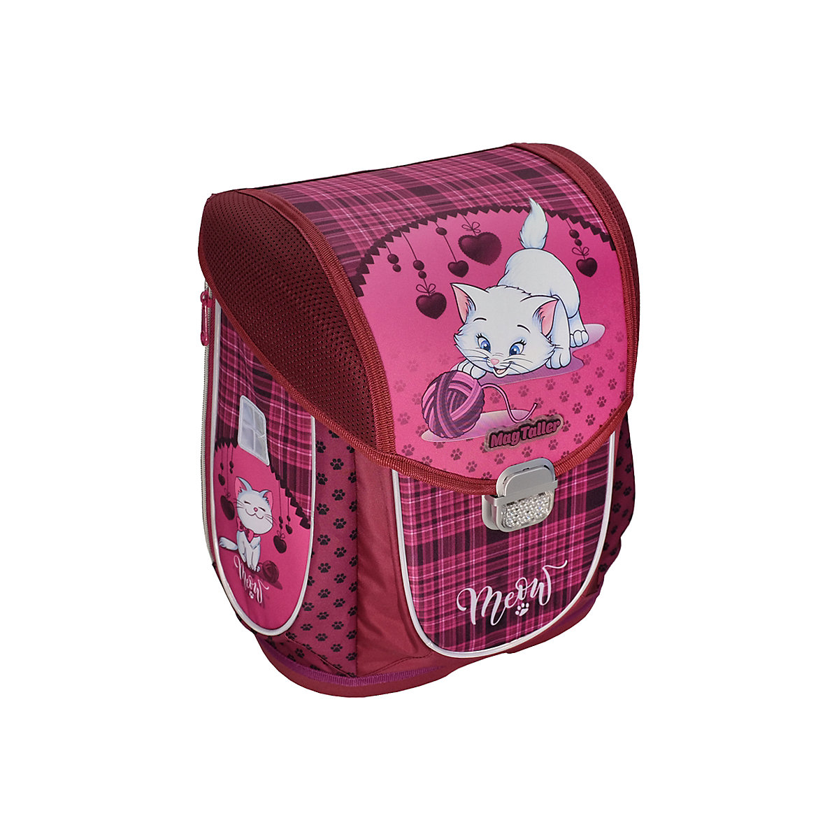 Фото - School Bags MAGTALLER 8315992 schoolbag backpack orthopedic bag for boy and girl animals flowers sy16 black professional waterproof outdoor bag backpack dslr slr camera bag case for nikon canon sony pentax fuji