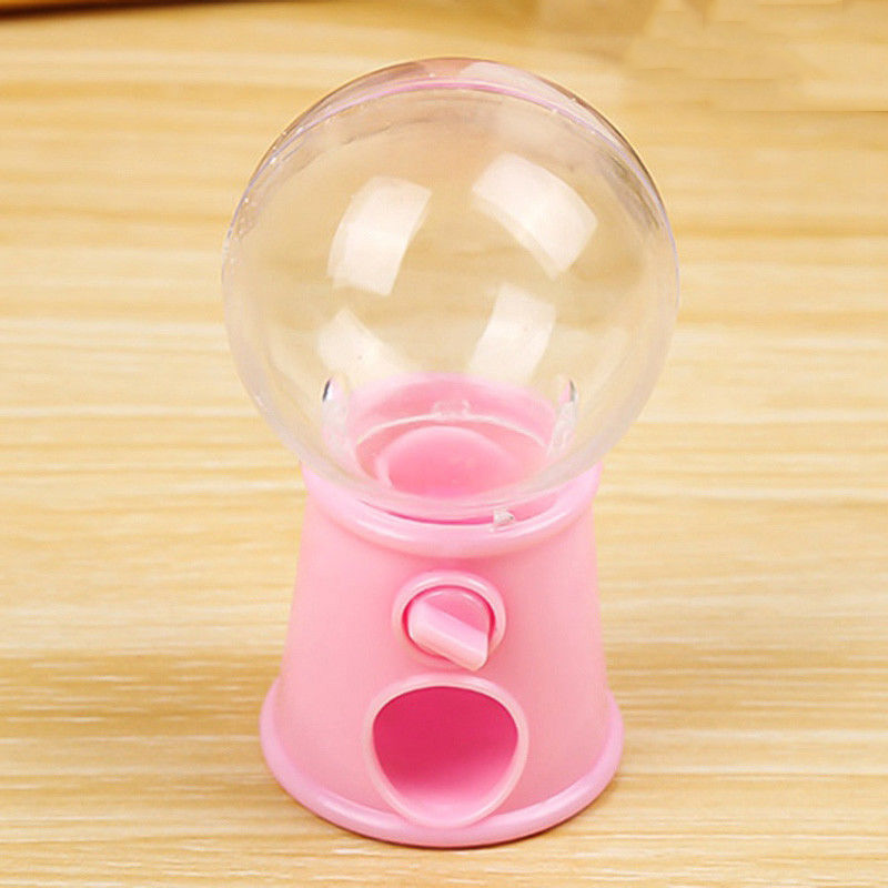 Cute Candy Dispenser Mini Machine Coin Box Kid Baby Toy Gift High Quality