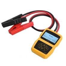 Модернизированный 12V автоматический тест нагрузки батареи er CCA 100-2400 тест на поврежденные элементы для обычной затопленной, автоматической сгибания и зарядки системы D
