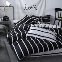 Simple Nordic Bedding Set Boy Teenage Bedding Sets
