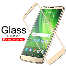 3D Protective Glass For Motorola G6 play Tempered Glass For Moto G5s G5 S G 6 plus G6Plus 6G 5G Glas
