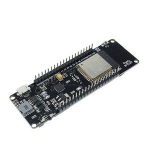 Image 3 - ESP8266 ESP32 ESP 32S Für WeMos WiFi Drahtlose Bluetooth Entwicklung Bord CP2102 CP2104 Modul Mit 18650 lithium Batterie Schild